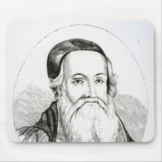 Portrait of William Grindal Mouse Pad