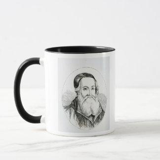 Portrait of William Grindal Mug