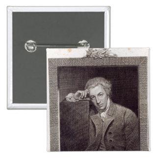 Portrait of William Hayley Button