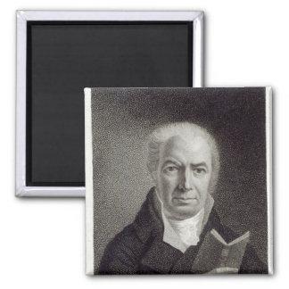 Portrait of William Hayley Magnet