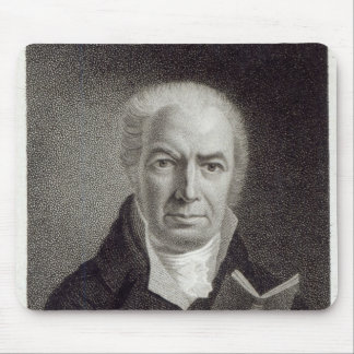 Portrait of William Hayley Mouse Pad