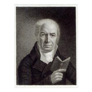 Portrait of William Hayley Postcard