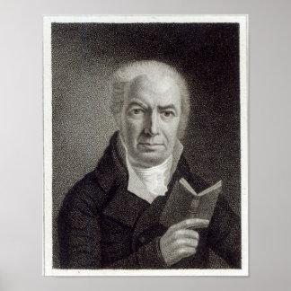 Portrait of William Hayley Poster