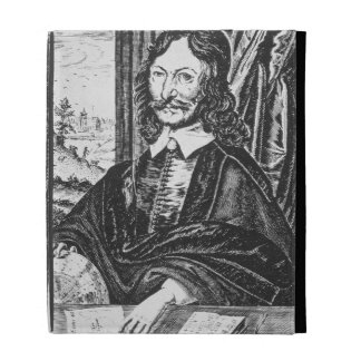 Portrait of William Lilly (1602-81), from his 'Chr iPad Folio Covers