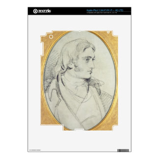 Portrait of William Lock II (1767-1847) of Norbury iPad 3 Decals