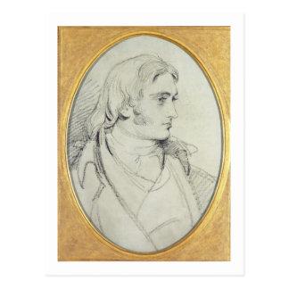 Portrait of William Lock II (1767-1847) of Norbury Postcard
