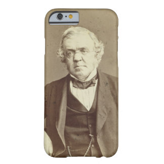 Portrait of William Makepeace Thackeray (1811-63) Barely There iPhone 6 Case