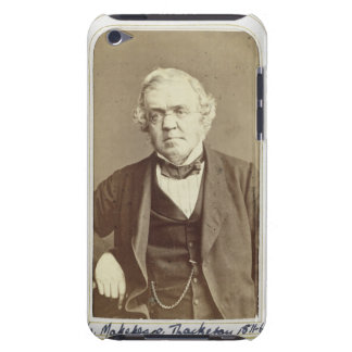 Portrait of William Makepeace Thackeray (1811-63) Barely There iPod Covers