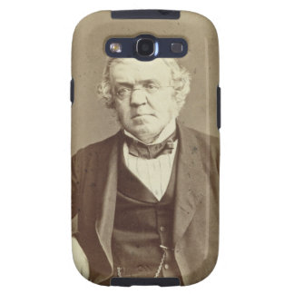 Portrait of William Makepeace Thackeray (1811-63) Galaxy S3 Cases