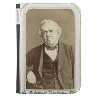 Portrait of William Makepeace Thackeray (1811-63) Kindle Case