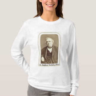 Portrait of William Makepeace Thackeray (1811-63) T-Shirt