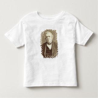Portrait of William Makepeace Thackeray (1811-63) T-shirt