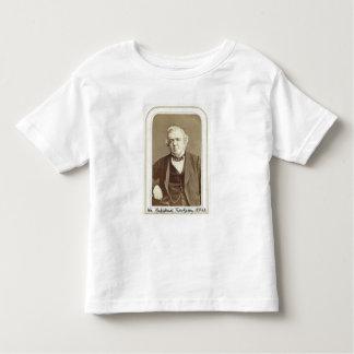 Portrait of William Makepeace Thackeray (1811-63) T Shirt