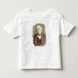 Portrait of William Makepeace Thackeray (1811-63) T-shirts