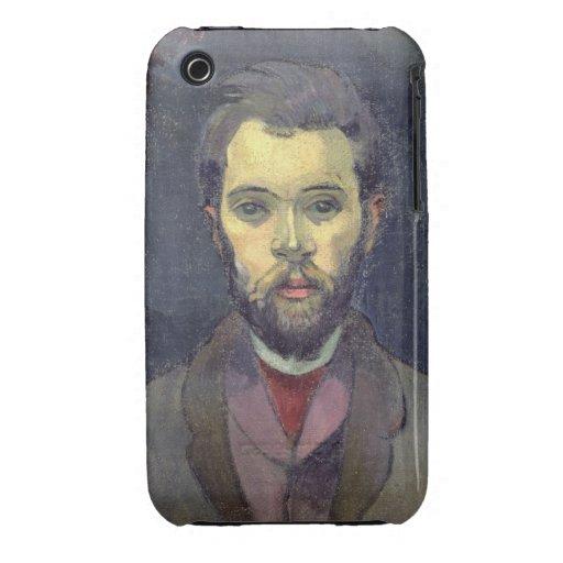 Portrait of William Molard (1862-1936), Swedish (o iPhone 3 Case-Mate Cases