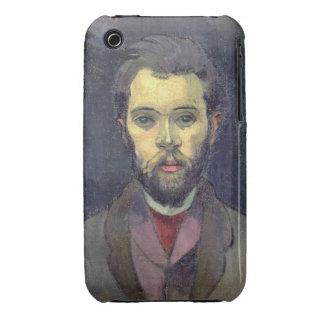 Portrait of William Molard (1862-1936), Swedish (o Case-Mate iPhone 3 Case