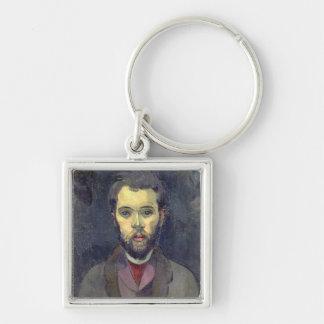 Portrait of William Molard (1862-1936), Swedish (o Key Chain