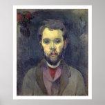 Portrait of William Molard (1862-1936), Swedish (o Print