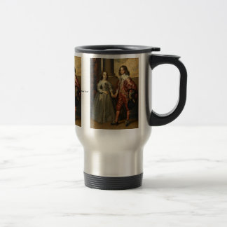 Portrait Of William Of Orange As A Prince Coffee Mugs