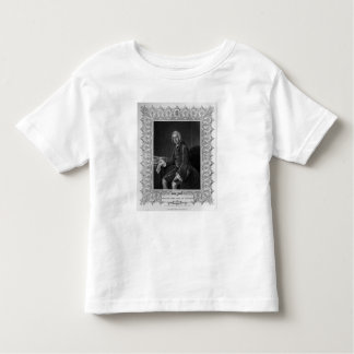 Portrait of William Pitt, 1st Earl of Chatham Toddler T-shirt