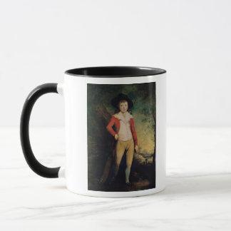 Portrait of William Seward Mug