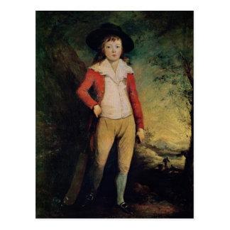 Portrait of William Seward Postcard