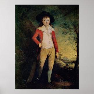 Portrait of William Seward Poster