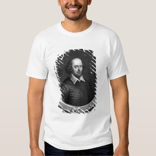 Portrait of William Shakespeare  1719 T Shirt