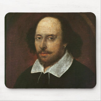 Portrait of William Shakespeare  c.1610 Mouse Pad