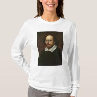 Portrait of William Shakespeare  c.1610 T-Shirt