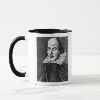 Portrait of William Shakespeare Mug