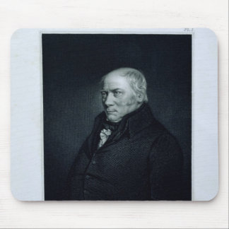 Portrait of William Smith Mouse Pad
