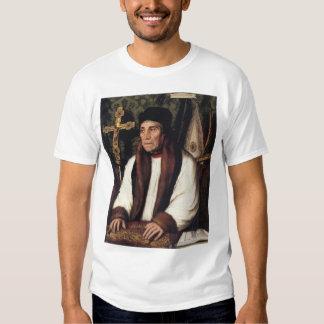 Portrait of William Warham T-shirt