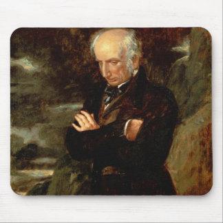 Portrait of William Wordsworth  1842 Mouse Pad