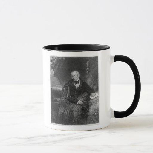 Portrait of William Wordsworth Mug