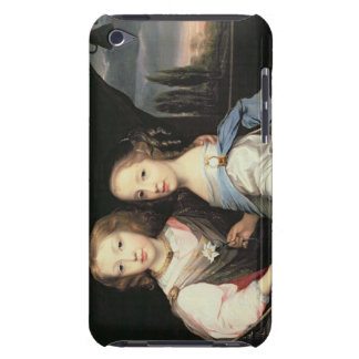 Portrait of Winston and Arabella (1648-1730) Churc iPod Touch Covers