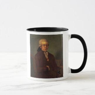 Portrait of Wolfgang Amadeus Mozart 2 Mug