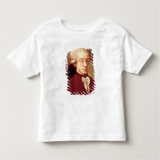 Portrait of Wolfgang Amadeus Mozart  after 1770 Toddler T-shirt