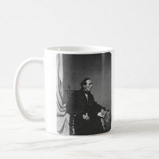 Portrait of Writer Hans Christian Andersen Mugs