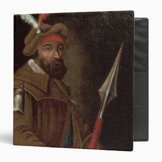 Portrait of Yermak Timofeyevich 1700-50 Binder