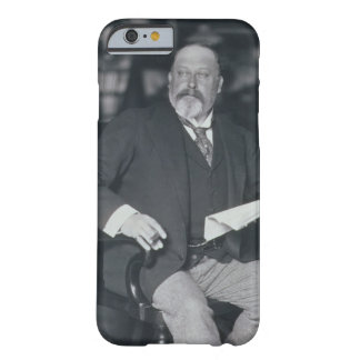 Portrait photograph of Edward VII (1841-1910) (b/w Barely There iPhone 6 Case