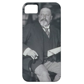 Portrait photograph of Edward VII (1841-1910) (b/w iPhone SE/5/5s Case