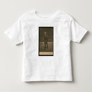 Portrait photograph of James Abbott McNeill Whistl Toddler T-shirt