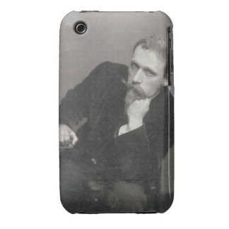 Portrait photograph of Walter Crane (1845-1915) by iPhone 3 Covers