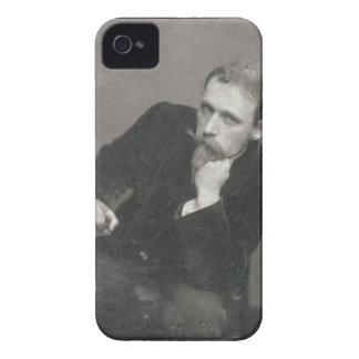 Portrait photograph of Walter Crane (1845-1915) by iPhone 4 Case-Mate Cases