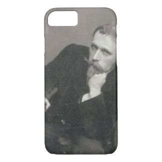Portrait photograph of Walter Crane (1845-1915) by iPhone 7 Case