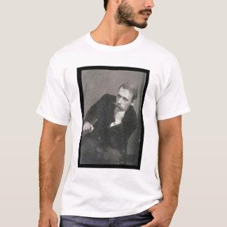 Portrait photograph of Walter Crane (1845-1915) by T-Shirt