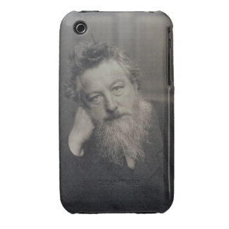 Portrait photograph of William Morris (1834-96) by iPhone 3 Cases