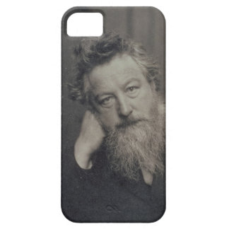 Portrait photograph of William Morris (1834-96) by iPhone SE/5/5s Case