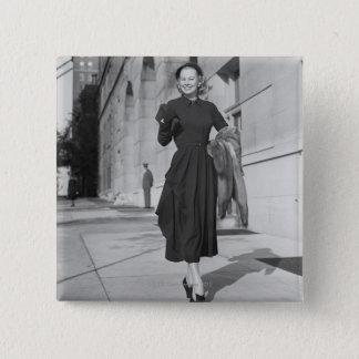 Portrait Pinback Button